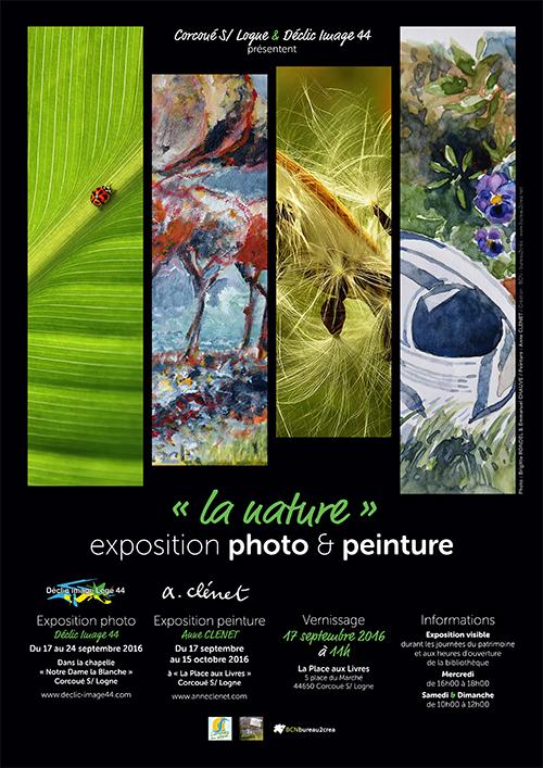 Expo Corcoué 2016 - Affiche - v4