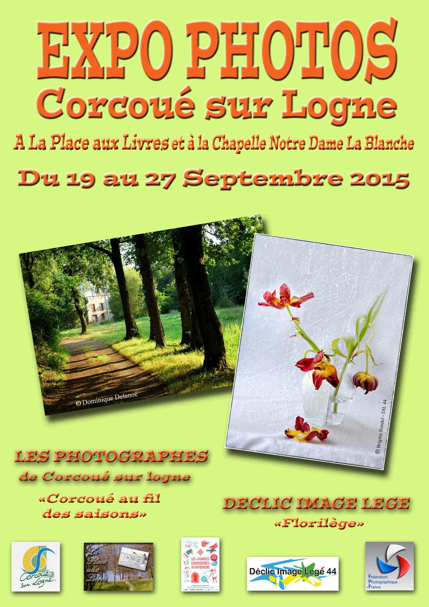 EXPO PHOTOS à CORCOUE sur LOGNE