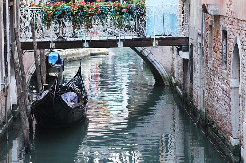 Venise, vu par Laurence
